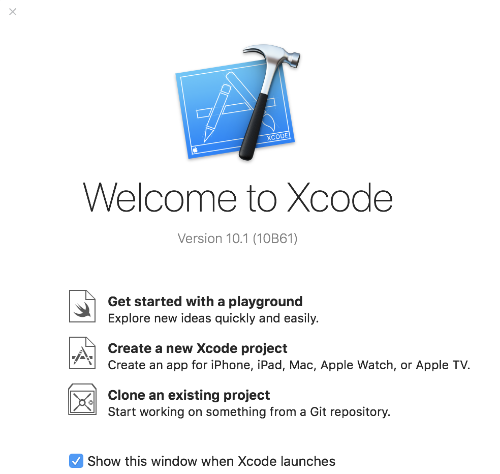 thaiswiftclass.com : Welcome to Xcode