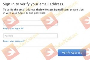 ThaiSwiftClass-Chapter-2-Apply Apple ID 8